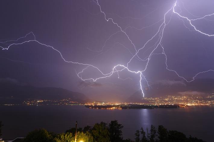 Alarme-Météo: le système d'alerte météo fête son 10e anniversaire