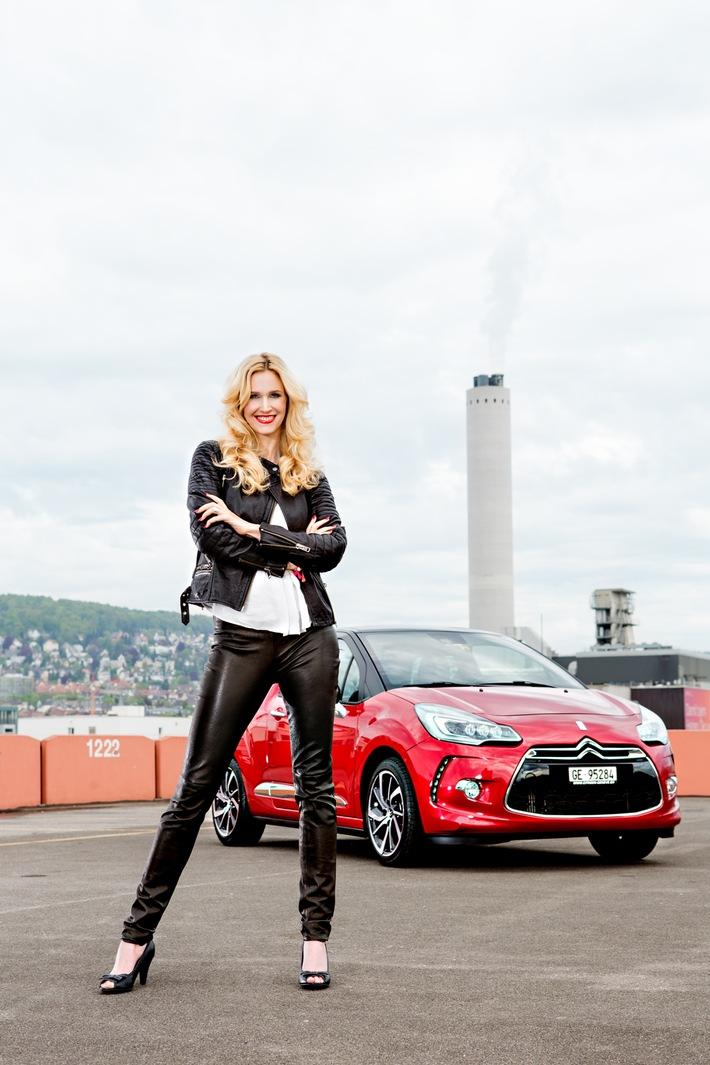 DS Automobiles : Nouvelle marque, nouveau modèle, nouvelle ambassadrice de la marque DS