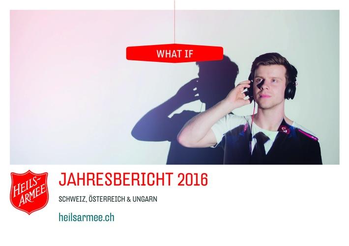 Jahresbericht 2016 - What if?