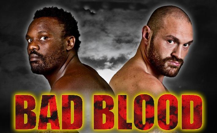 Chisora vs Fury II - Bad Blood: Der Kampf um die Klitschko-Herausforderung am Samstag live bei Sky