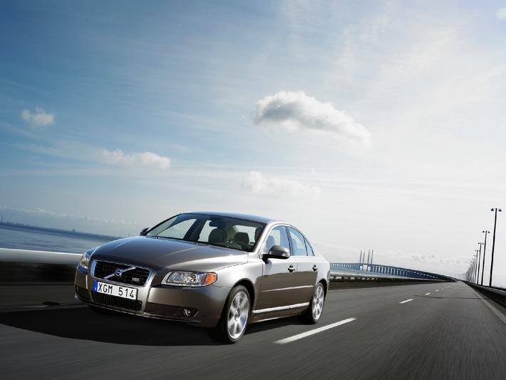 Der neue Volvo S80 fordert mit skandinavischem Luxus die direkten Konkurrenten im Premium-Segment heraus