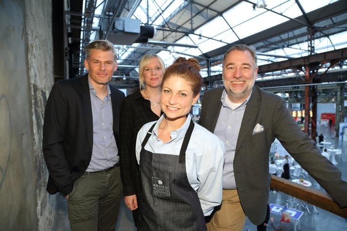 BROICH stellt als erster Caterer auf nachhaltig und fair produzierte Berufsbekleidung um