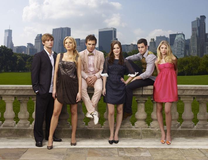 """Die zweite Staffel """"Gossip Girl"""" auf sixx (mit Bild)"""