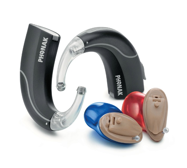 Phonak présente une nouveauté mondiale: La première aide auditive avec PersonalLogic