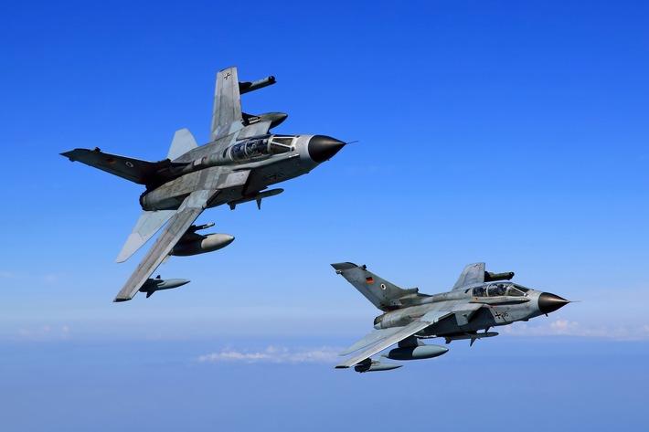 Unsere Luftwaffe feiert 60. Geburtstag