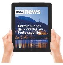 Kaba lance sa propre News-App