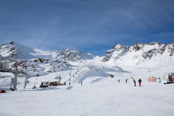 Ein halber Meter Neuschnee in Tirol – Schneebericht vom Pitztaler Gletscher - ANHÄNGE