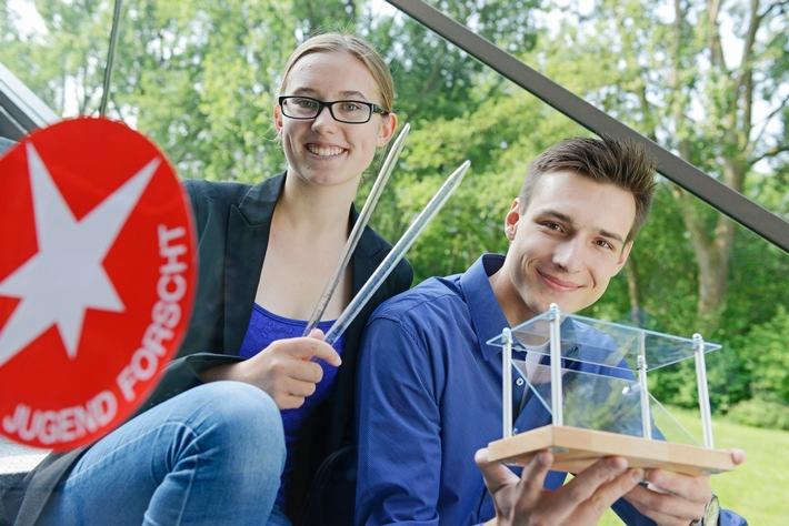Jugend forscht: Auftakt zum Bundesfinale 2016 in Paderborn
