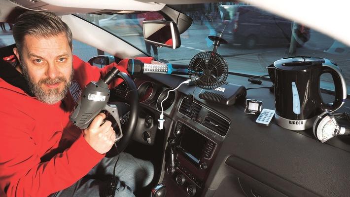 AUTO BILD Service: Das alles kann die Autosteckdose!