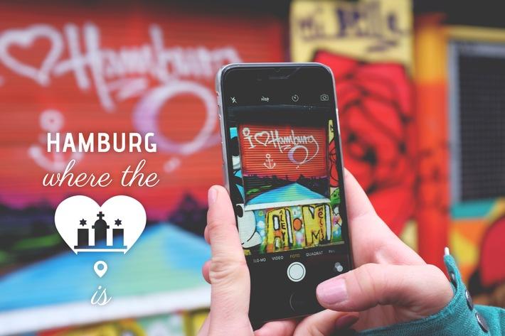 """""""Hamburg - where the heart is"""" präsentiert die coolen Seiten Hamburgs"""