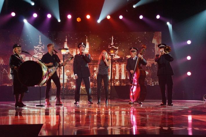 Eurovision Song Contest: Die Heilsarmee will sich selber treu bleiben (BILD)