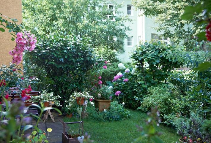 Entsteint Euch! - Grüne Vorgärten anstatt grauer Kiesflächen