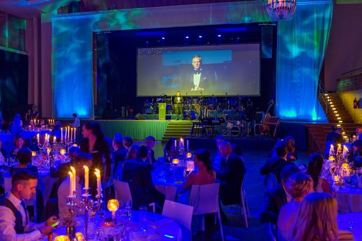 Mediennacht 2016: Gala-Abend für die Schweizer Kommunikationsbranche