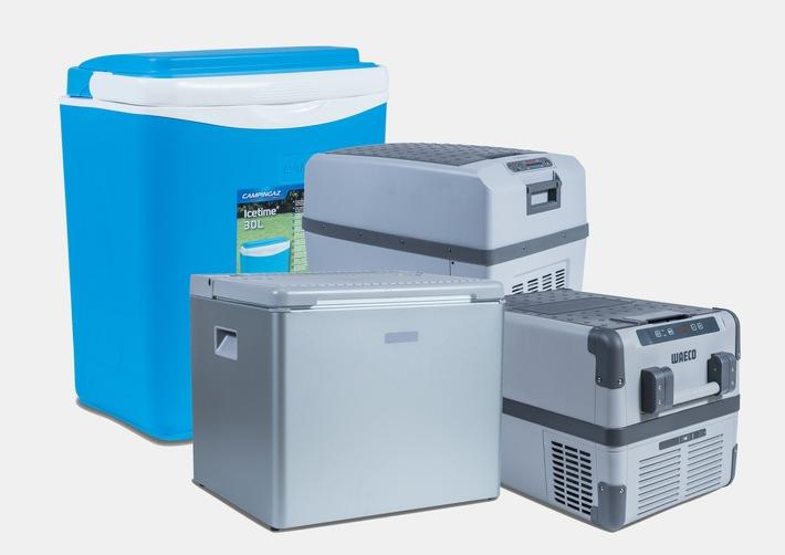 Bevande e alimenti ben refrigerati: test TCS sui frigo box