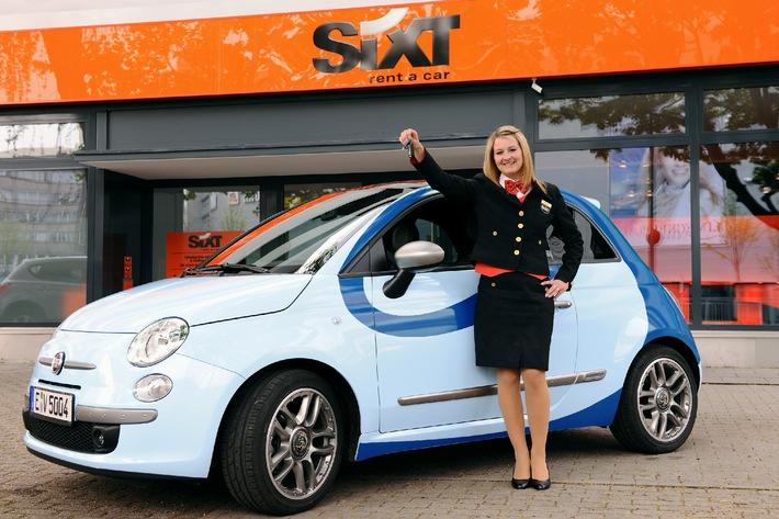 Elektroautos jetzt auch als Mietwagen (mit Bild) / Mit SIXT und RWE eMobility schon ab 59 Euro testen / Partner gehen bei Elektromobilität voRWEg