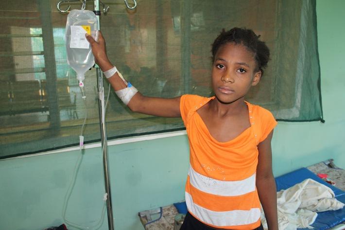 Ärztestreik in Haiti legt Krankenhäuser lahm / Cholerapatienten suchen verzweifelt nach medizinischer Hilfe