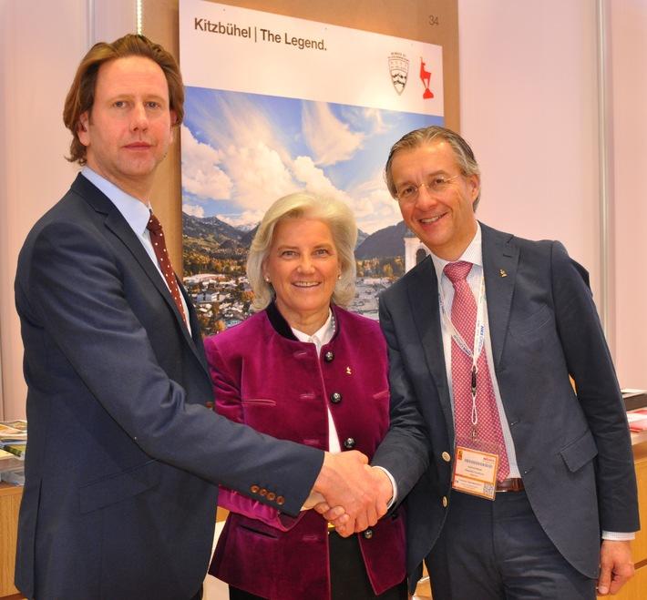 ITB 2014: World Ski Award findet seine Heimat in Kitzbühel
