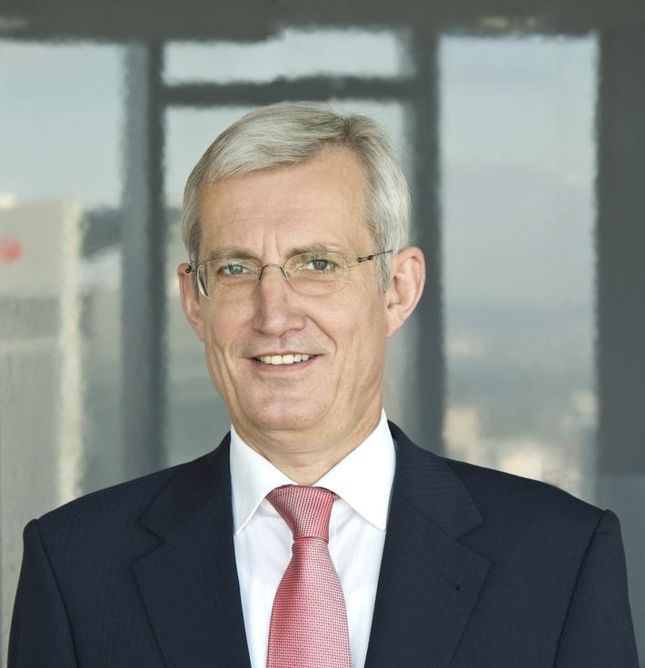 Rainer Krick beendet seine Tätigkeit als Vorstandsmitglied der Helaba