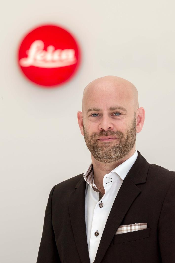 Leica Camera AG stärkt zentrale Unternehmenskommunikation