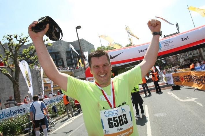 Mit Diabetes zum Halbmarathon