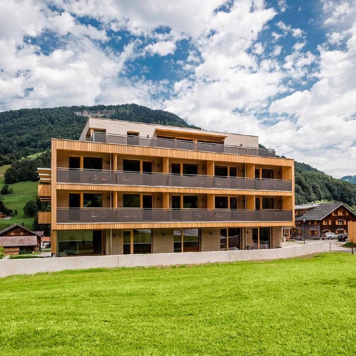Bregenzerwald: Umbauten & Neubauten - BILD