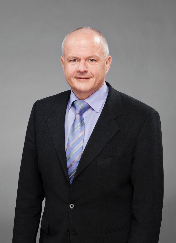 Dr. Andreas Kiefer neuer Präsident der Bundesapothekerkammer