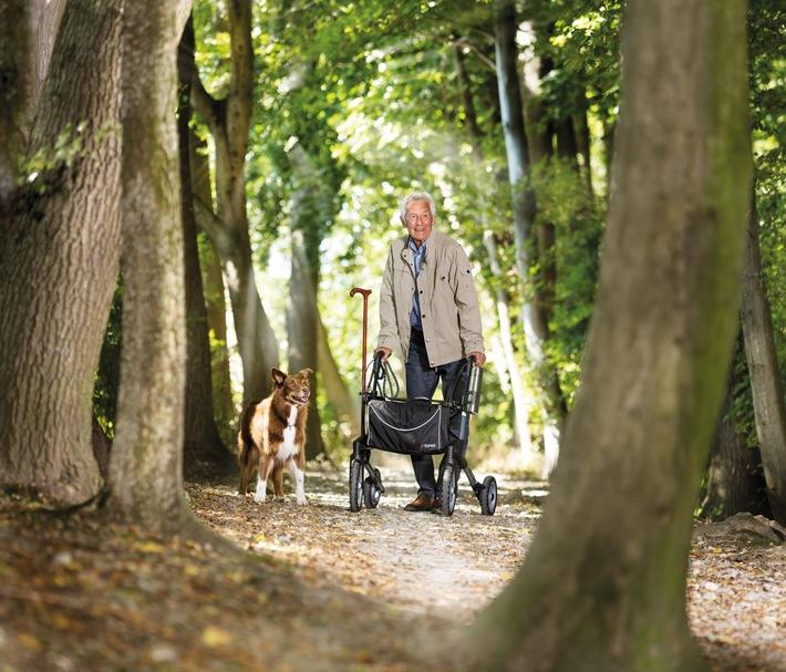 Rückenfit und vital bis ins hohe Alter