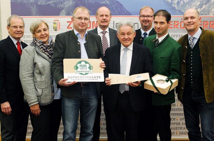 Das Weihnachtsgeschenk für Landesausstellung 2013 in Freistadt & Bad Leonfelden