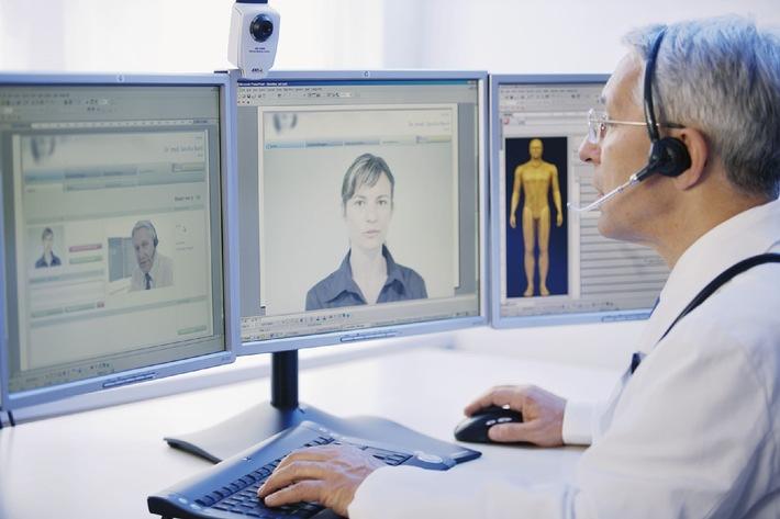 MEDGATE: Studie der Uni Basel - Patienten wollen ärztlichen Rat per Telefon
