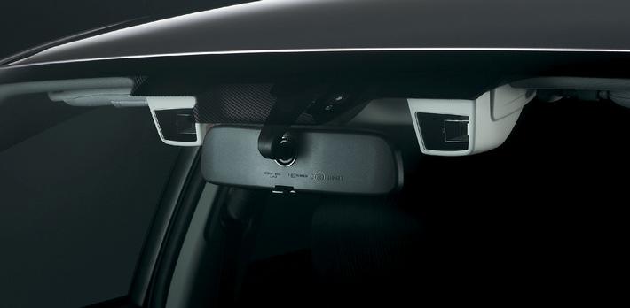 """Subaru führt """"New EyeSight"""" ein - Das einzigartige  Fahrassistenzsystem von Subaru mit zukunftsweisenden Sicherheitsfunktionen"""