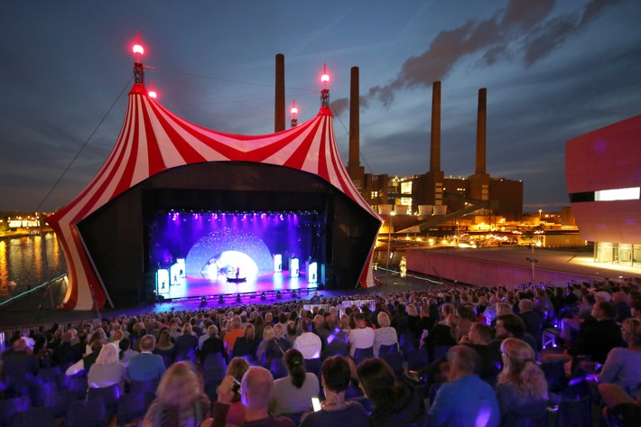 Großer Erfolg für das Cirque Nouveau Sommerfestival der Autostadt