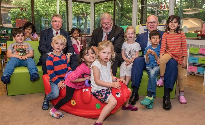 International School Ruhr in Essen wächst mit Weltoffenheit und individueller Förderung