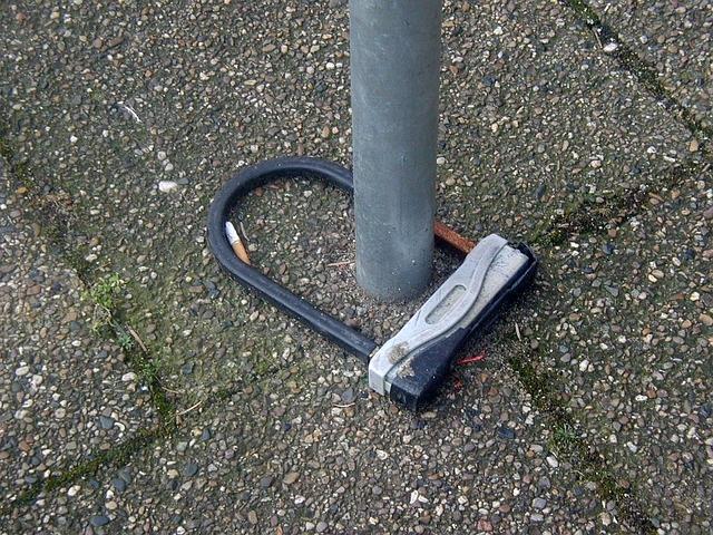 POL-PDLU: Diebstahl eines E-Bikes