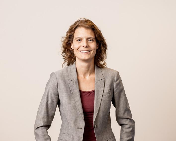 Felicitas Huggenberger wird neue Direktorin von Pro Infirmis