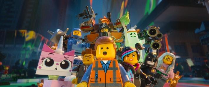 """Zum Bauklötze Staunen: ProSieben baut auf """"The Lego Movie"""""""