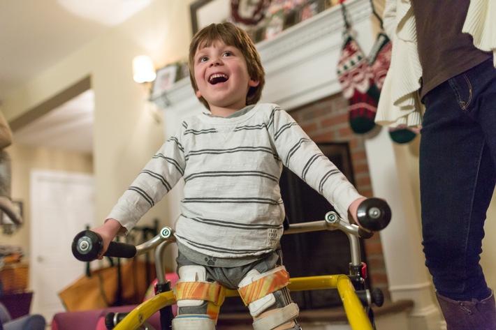 Erste Therapie gegen spinale Muskelatrophie (SMA) in Europa zugelassen