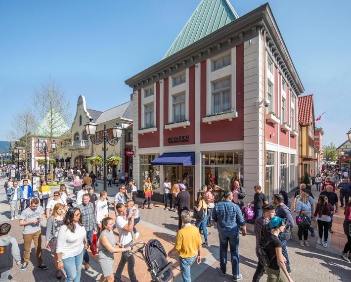 McArthurGlen expandiert in den Niederlanden, Deutschland und Österreich