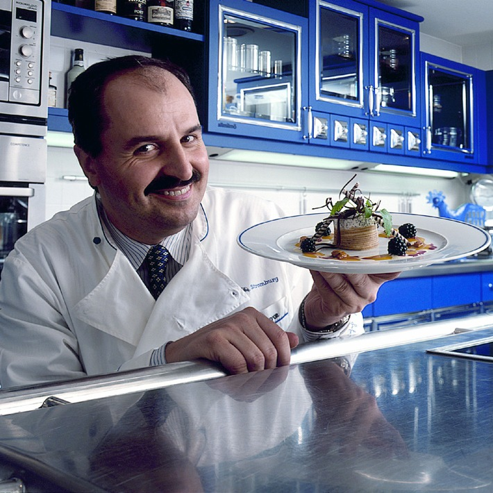 Spitzenköche bitten auf Luxusliner zu Tisch