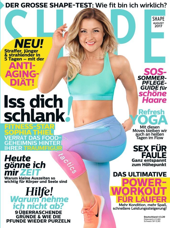 Jetzt in Shape: Fatburner-Geheimnis geknackt - Sophia Thiel verrät exklusiv ihre Body-Secrets