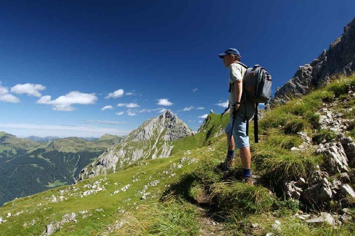Im Bregenzerwald von Hütte zu Hütte wandern