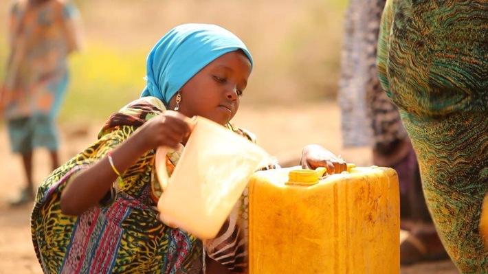 Erhöhung der Nothilfe für Dürreopfer in Ostafrika / Caritas hilft mit 3 Millionen Franken