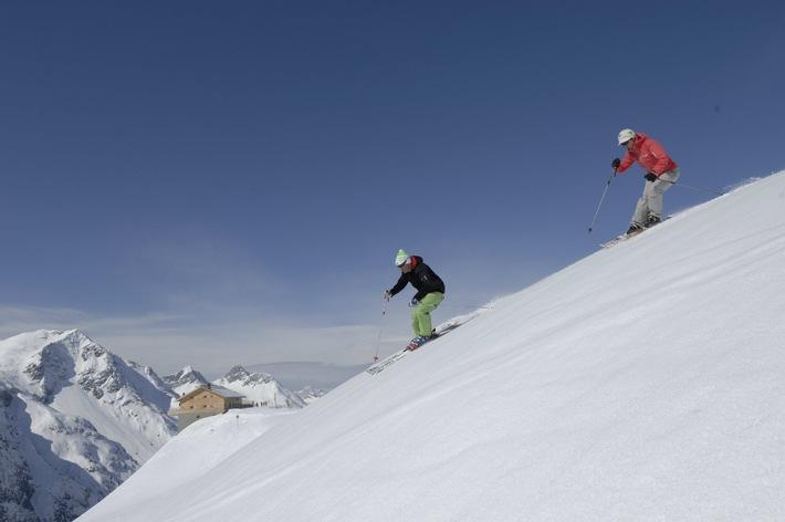 Sonnenskilauf und Winterfinale 2010 in Lech Zürs am Arlberg