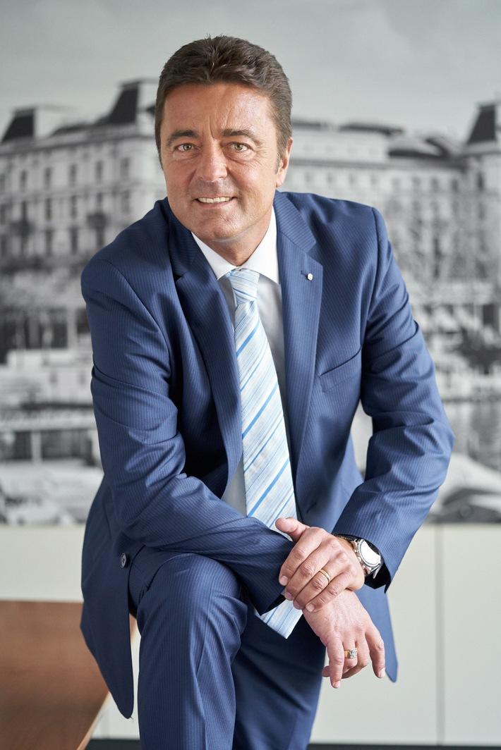 L'association des professionnels de l'immobilier a une nouvelle direction / Andreas Ingold prend la présidence du SVIT