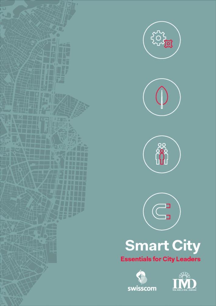 Swisscom und IMD wollen Städte intelligenter machen