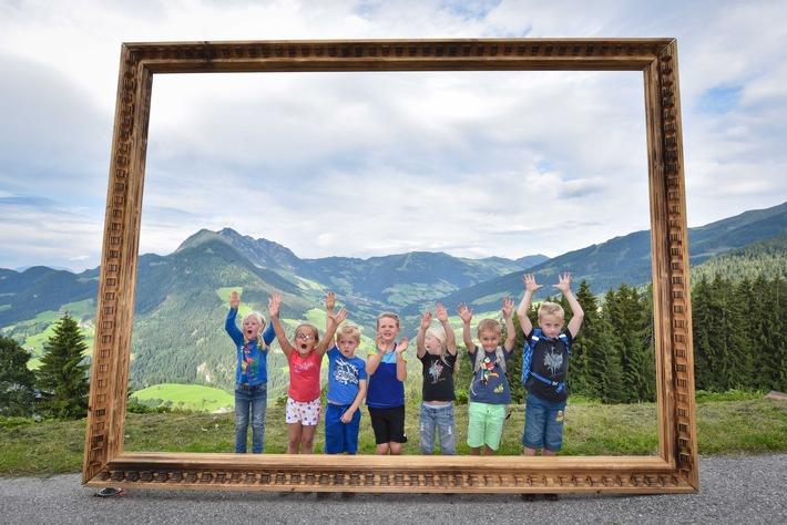 Neue Familienerlebnisse am Berg und im Tal - BILD
