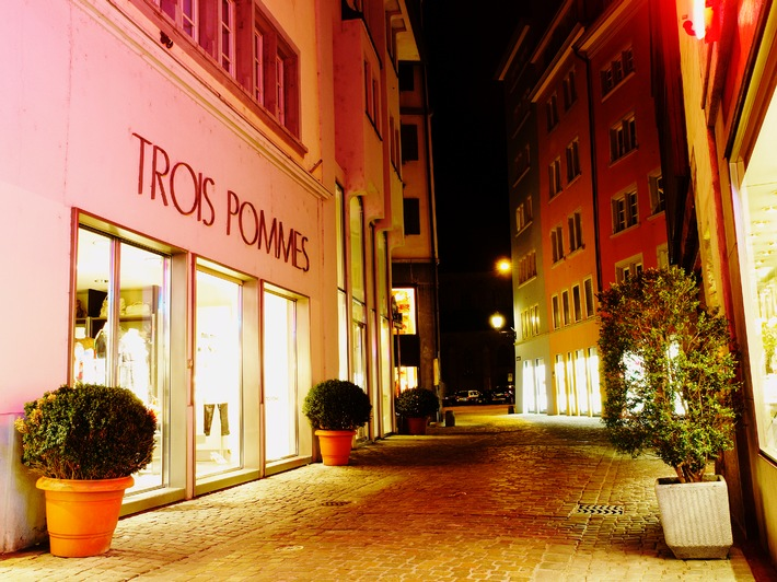 Location Group Research: Christian Louboutin, Mulberry et Pomellato s'installent à Zurich