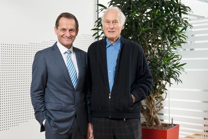 Alfons Hörmann wird zum 01.01.2018 Vorstandsvorsitzender der Schöck AG / Hörmann bringt Erfahrung aus zwei Jahrzehnten im Aufsichtsrat ein / Nikolaus Wild als Ersatzmitglied in den Aufsichtsrat berufen