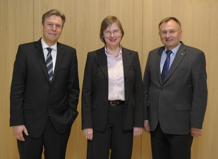 Vertreterversammlung der BG Verkehr wählt Stefan Höppner in die Geschäftsführung