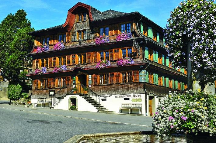 Jodeln, malen und Kunststreifzüge im Bregenzerwald
