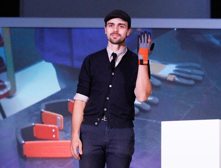 ProGlove unter den Top 16 der besten Start-Ups auf dem Pioneers Festival